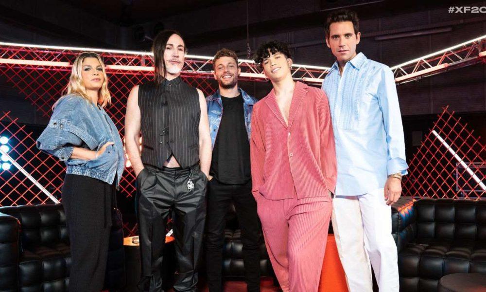 X Factor 2021 concorrenti, tutti i nomi e i Roster dei giudici