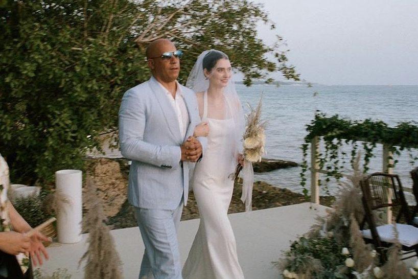 Da Meadow Walker al principe Philippos di Grecia, gli abiti delle nozze delle star