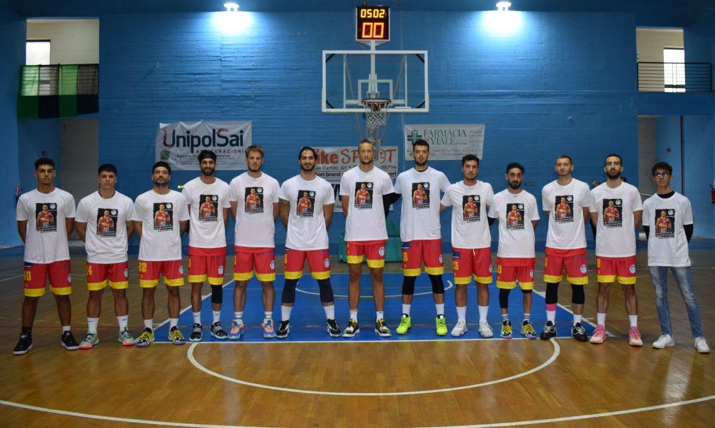 Serie C Basket, la Gold & Gold Messina vince il derby contro Castanea nel nome del compianto Fathallah