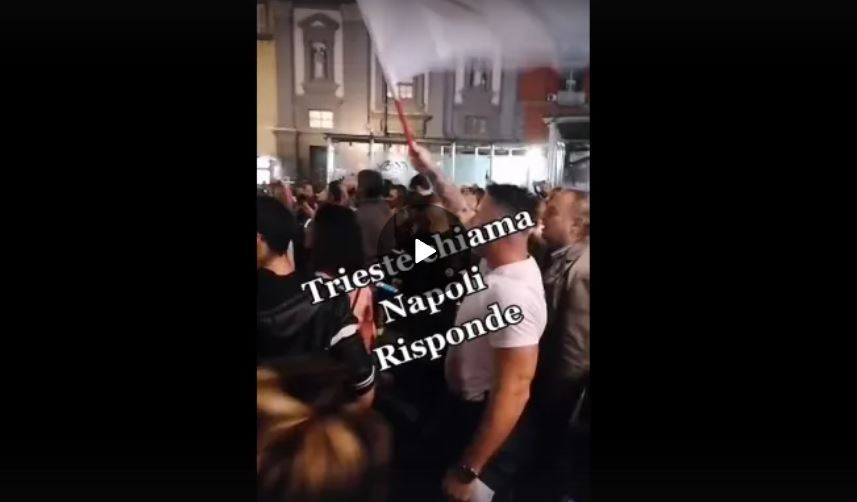Trieste chiama Napoli risponde