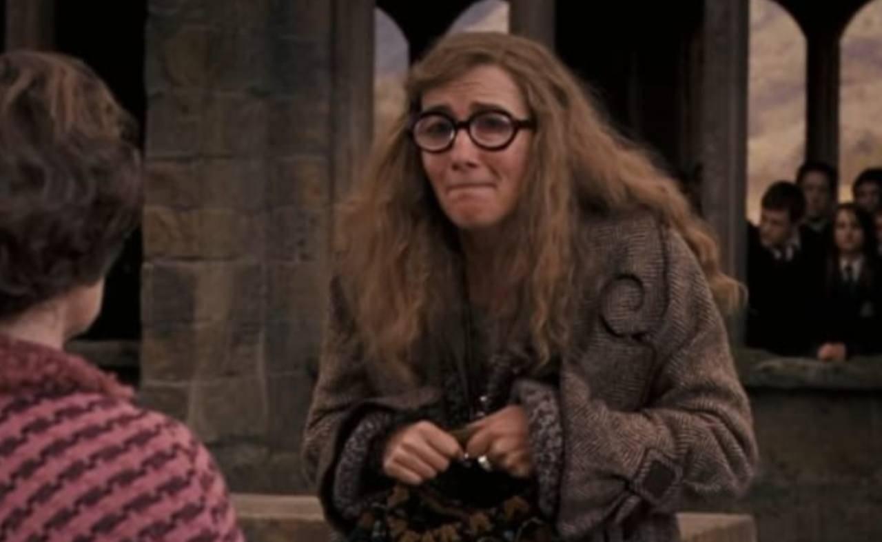 In Harry Potter è la professoressa Sibilla Cooman: dopo 14 anni stenterete a riconoscere l'attrice
