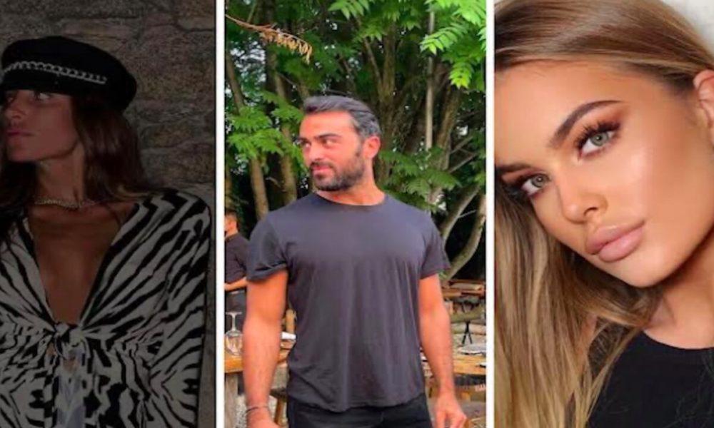 GF Vip: Antinolfi e Sophie Codegoni intimi, l'ex di lui non reagisce bene