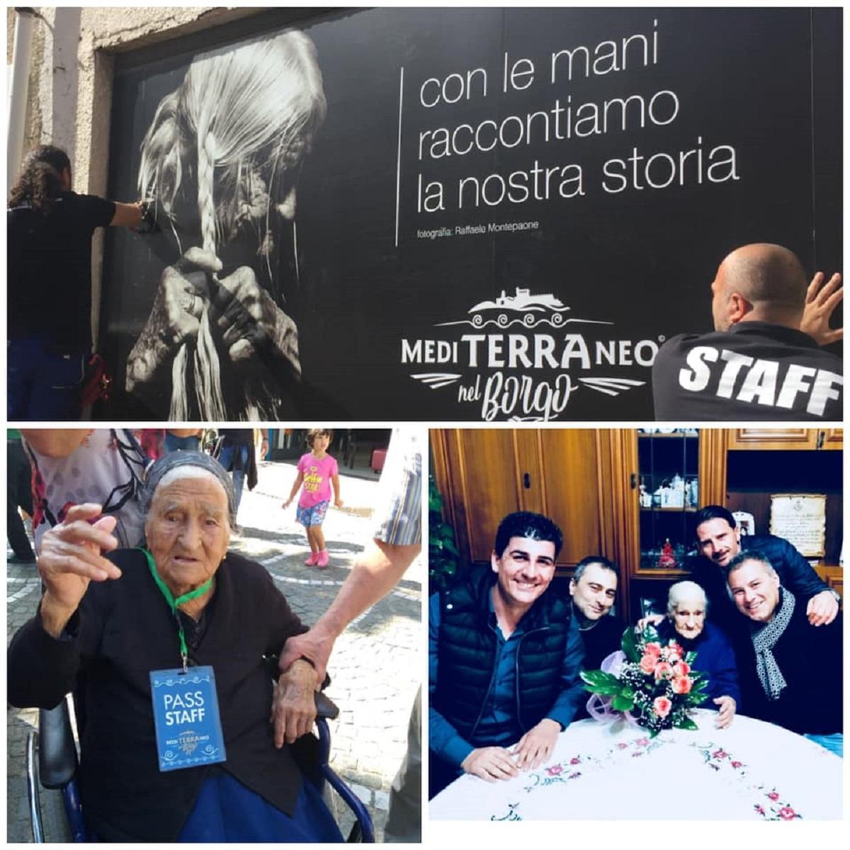 Stefanaconi piange Angela: la simpatica nonna è morta a 106 anni
