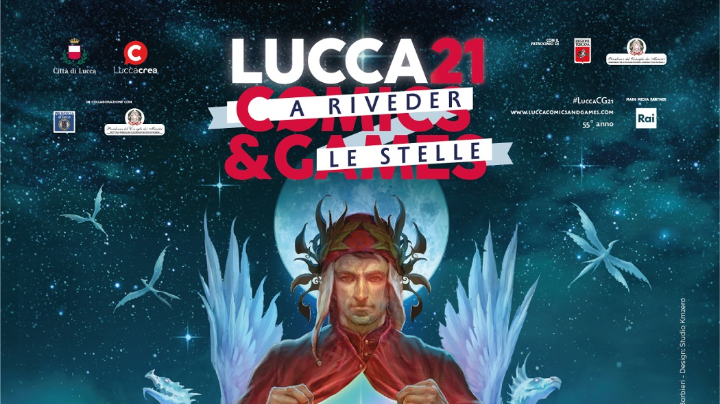 Gli appuntamenti da non perdere (anche online) a Lucca Comics & Games