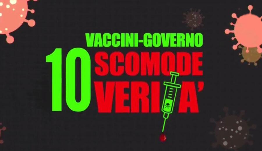 Vaccini Covid: 10 scomode verità