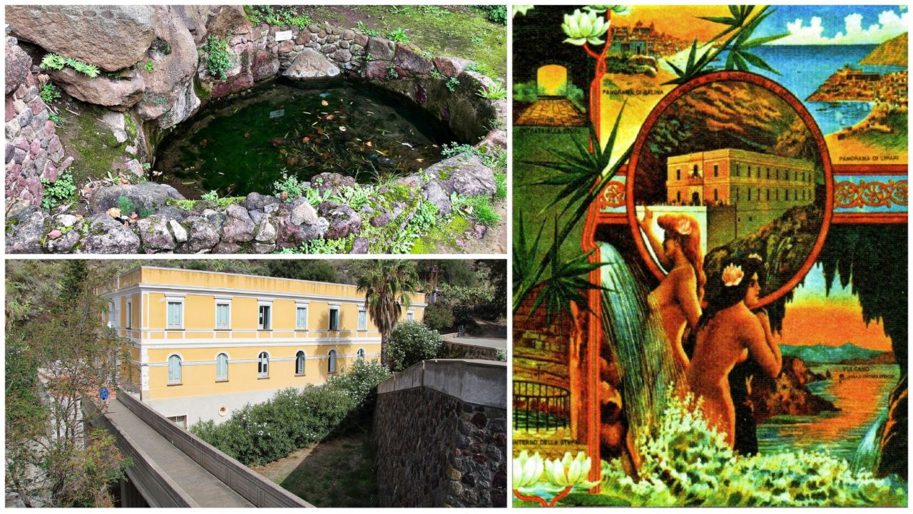 Le Terme di San Calogero a Lipari: la storia, la decadenza e la rinascita del più antico centro termale del Mediterraneo