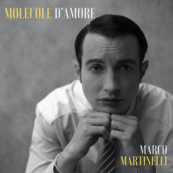 """""""MOLECOLE D'AMORE"""" il singolo di MARCO MARTINELLI  VINCITORE del PREMIO LUNEZIA NUOVE PROPOSTE 2021 in radio e il video su Youtube"""